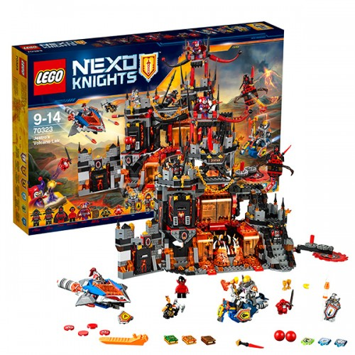 Нексо Логово Джестро  Lego (Лего)