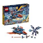 Нексо Самолёт-истребитель Сокол Клэя Lego Лего