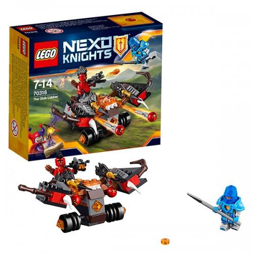 Нексо Шаровая ракета  Lego (Лего)