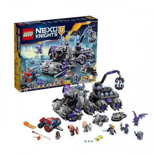 Нексо Штурмовой разрушитель Джестро Lego Лего