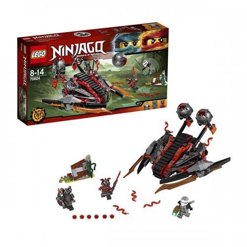 Ниндзяго Алый захватчик Lego Лего