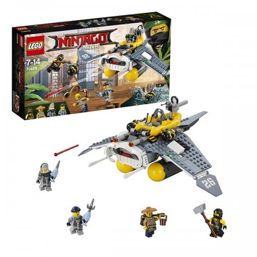 Ниндзяго Бомбардировщик Морской дьявол Lego Лего