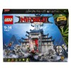 Ниндзяго Храм Последнего великого оружия Lego 70617