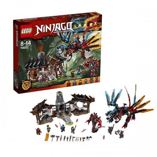 Ниндзяго Кузница Дракона Lego Лего