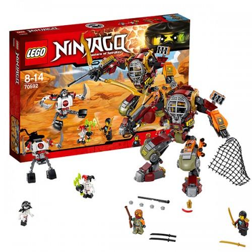 Ниндзяго Робот-спасатель  Lego (Лего)