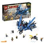 Ниндзяго Самолёт-молния Джея Lego Лего