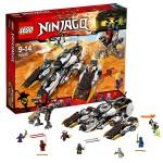 Ниндзяго Внедорожник с суперсистемой маскировки  Lego (Лего)