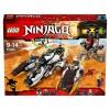Ниндзяго Внедорожник с суперсистемой маскировки  Lego (Лего) 70595