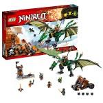 Ниндзяго Зелёный Дракон  Lego (Лего)