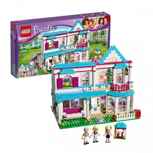 Подружки Дом Стефани Lego Лего