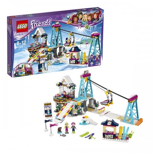 Подружки Горнолыжный курорт: подъёмник Lego Лего