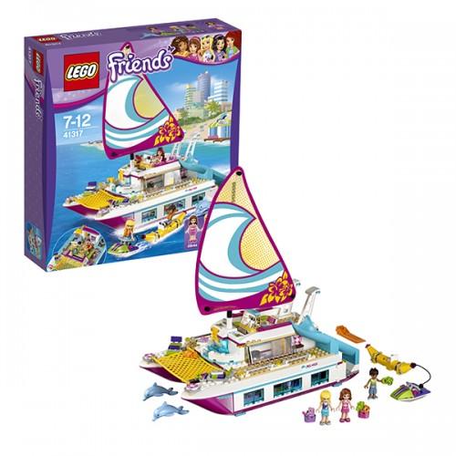 Подружки Катамаран Саншайн Lego Лего