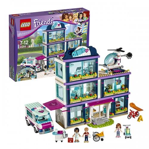 Подружки Клиника Хартлейк-Сити Lego Лего