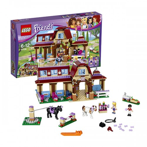 Подружки Клуб верховой езды  Lego (Лего)