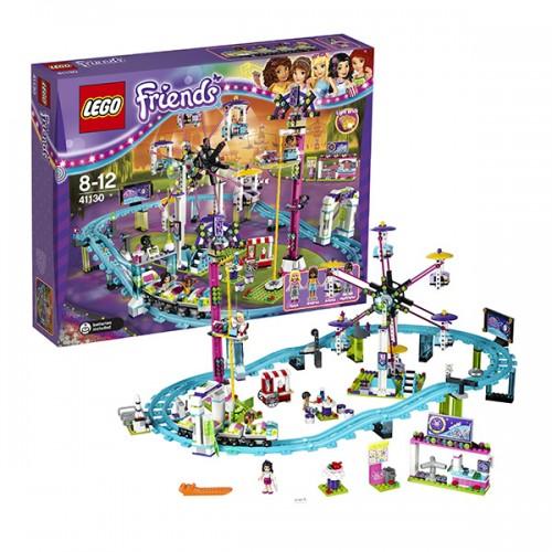 Подружки Парк развлечений: американские горки Lego Лего