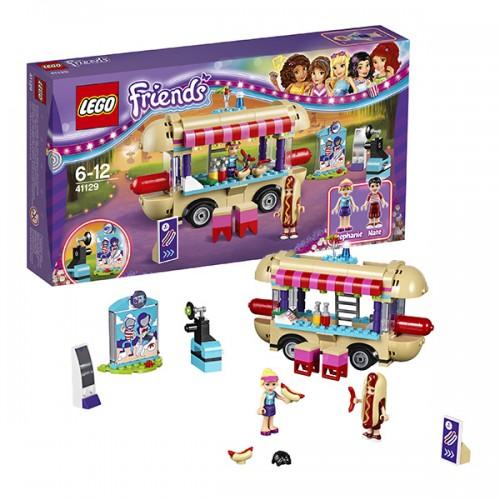 Подружки Парк развлечений: фургон с хот-догами  Lego (Лего)