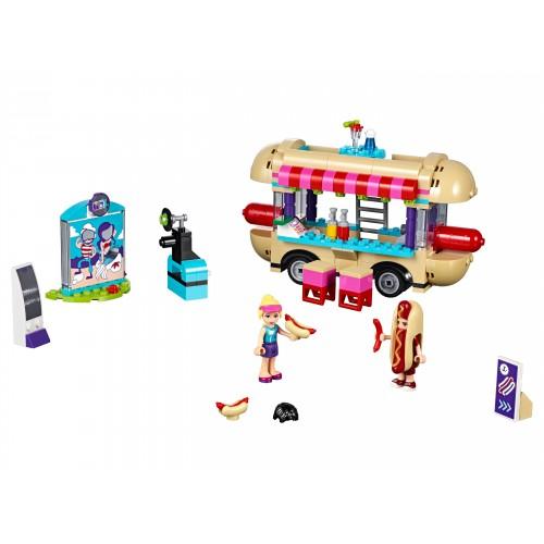 Подружки Парк развлечений: фургон с хот-догами Lego Лего