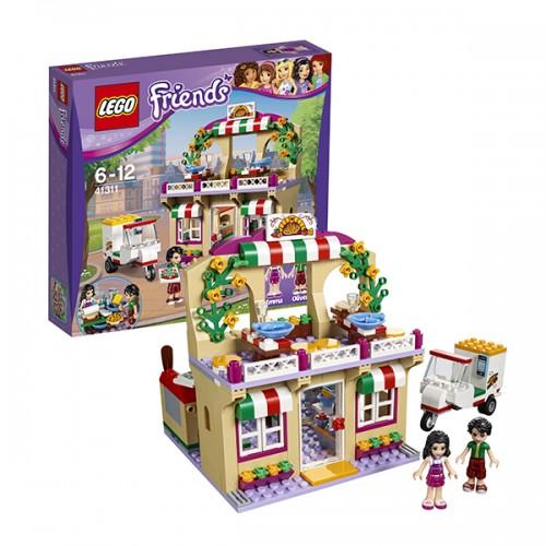 Подружки Пиццерия Lego Лего