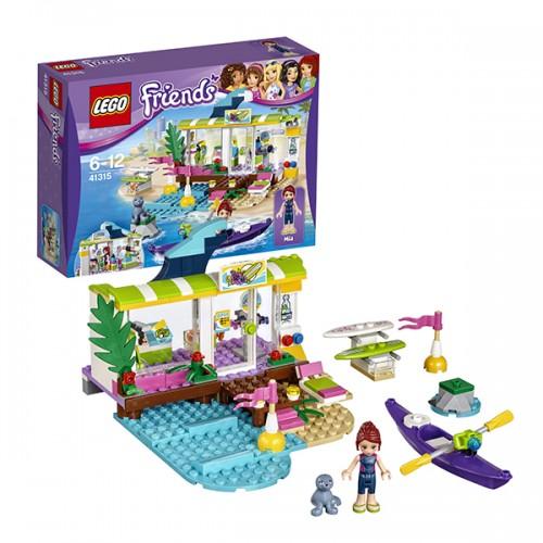 Подружки Сёрф-станция Lego Лего