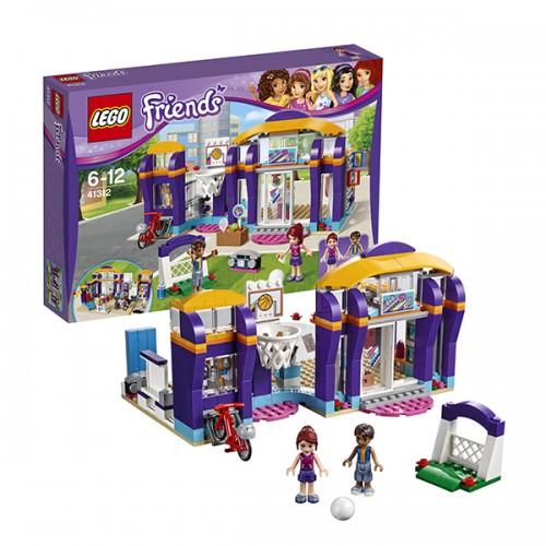 Подружки Спортивный центр Lego Лего