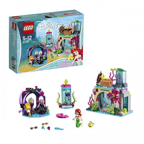 Принцессы Дисней Ариэль и магическое заклятье Lego Лего