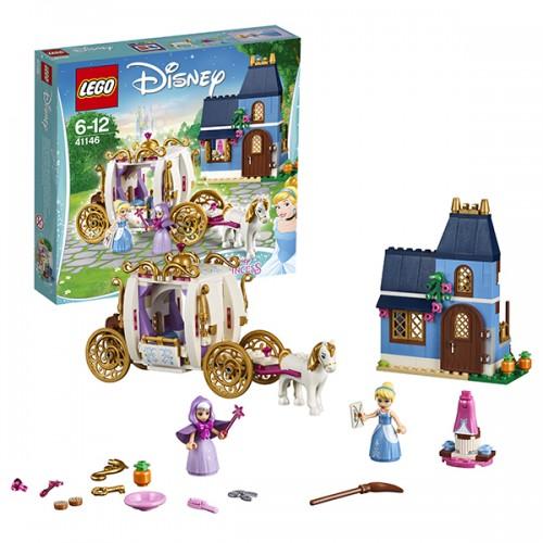 Принцессы Дисней Сказочный вечер Золушки Lego Лего
