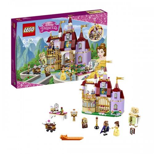 Принцессы Дисней Заколдованный замок Белль  Lego (Лего)