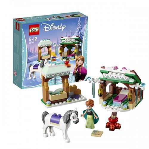 Принцессы Дисней Зимние приключения Анны Lego Лего