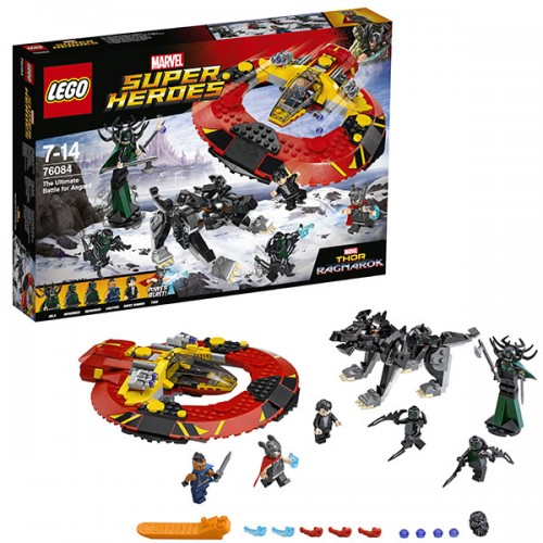 Решающая битва за Асгард Lego (Лего)