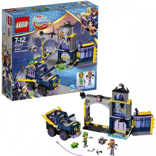Секретный бункер Бэтгёрл Lego (Лего)