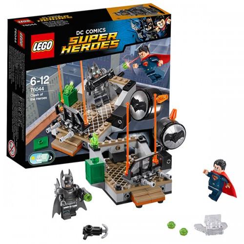 Супер Герои Битва Супергероев  Lego (Лего)