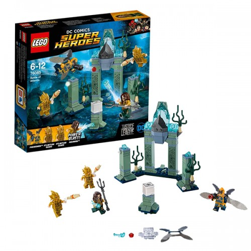 Супер Герои Битва за Атлантиду Lego Лего