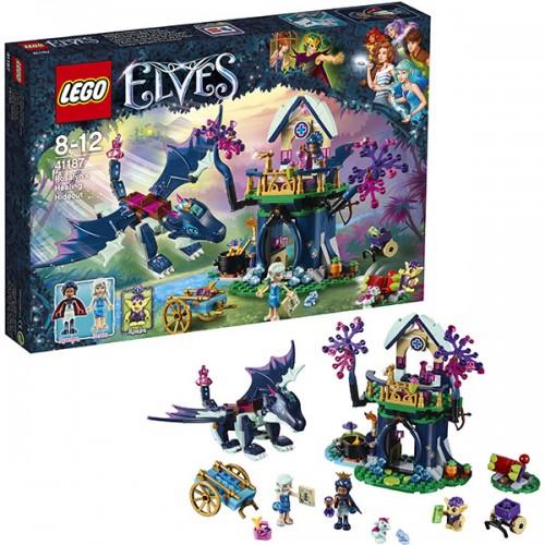 Тайная лечебница Розалин Lego (Лего)
