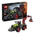 Техник CLAAS XERION 5000 TRAC VC  Lego (Лего)