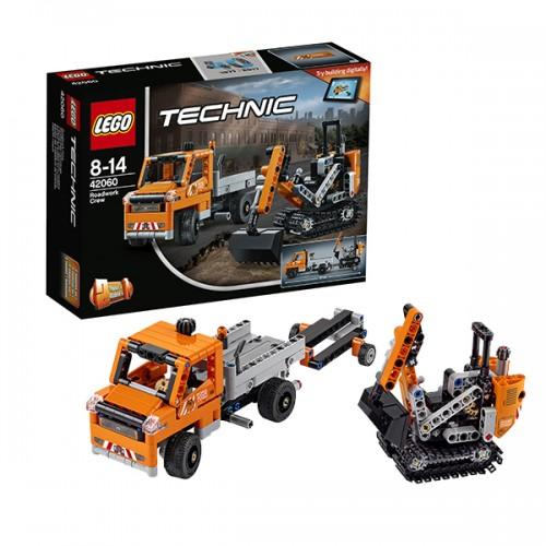 Техник Дорожная техника Lego Лего
