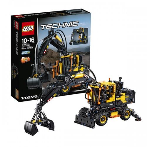 Техник Экскаватор Volvo EW 160E  Lego (Лего)
