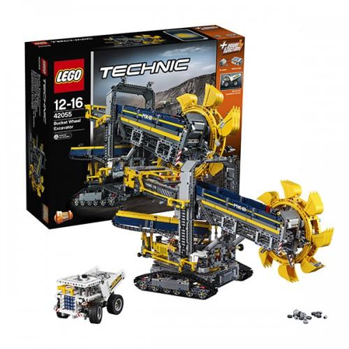 Техник Роторный экскаватор  Lego (Лего)