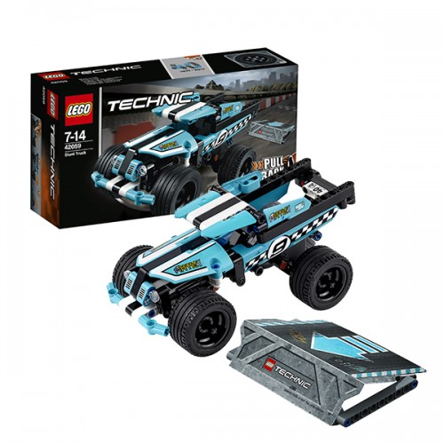 Техник Трюковой грузовик Lego Лего
