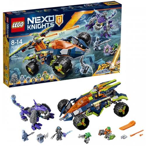 Вездеход Аарона 4x4 Lego (Лего)