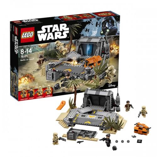 Звездные войны Битва на Скарифе Lego Лего