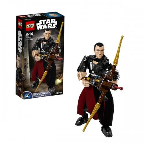 Звездные войны Чиррут Имве Lego Лего