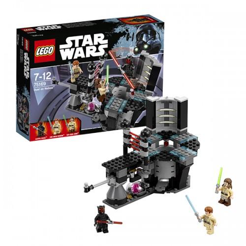 Звездные войны Дуэль на Набу Lego Лего