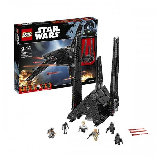Звездные войны Имперский шаттл Кренника  Lego (Лего)