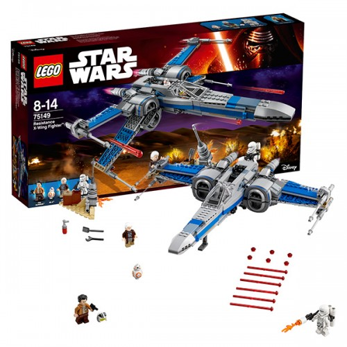 Звездные войны Истребитель Сопротивления типа Икс  Lego (Лего)