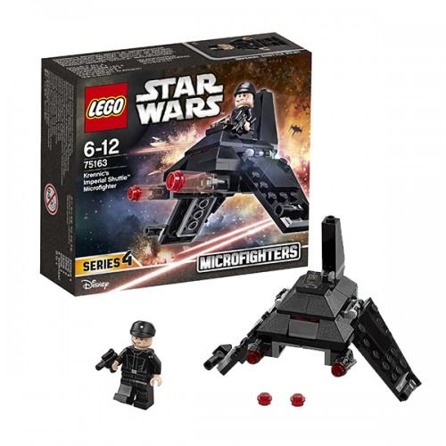 Звездные войны Микроистребитель Имперский шаттл Кренника Lego Лего