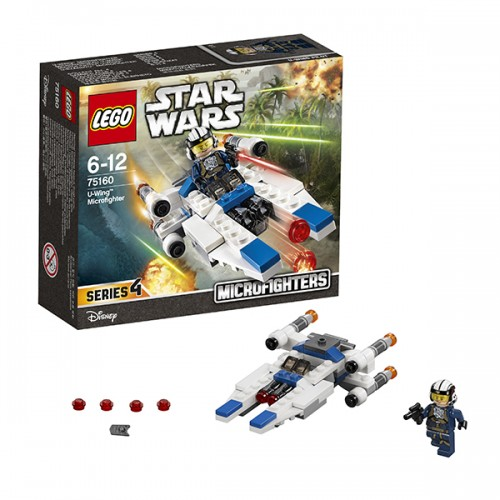 Звездные войны Микроистребитель типа U Lego Лего