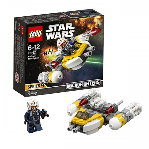 Звездные войны Микроистребитель типа Y Lego Лего