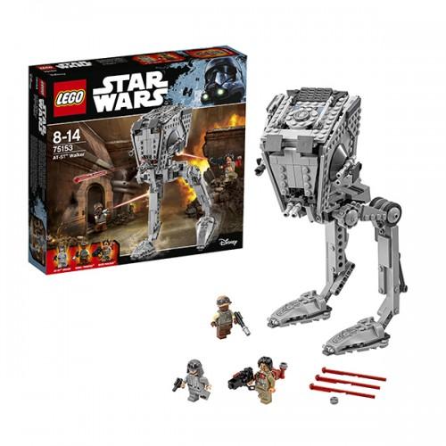 Звездные войны Разведывательный транспортный шагоход AT-ST  Lego (Лего)