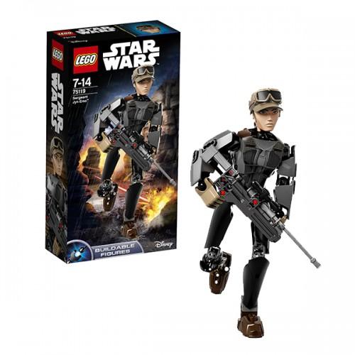 Звездные войны Сержант Джин Эрсо  Lego (Лего)