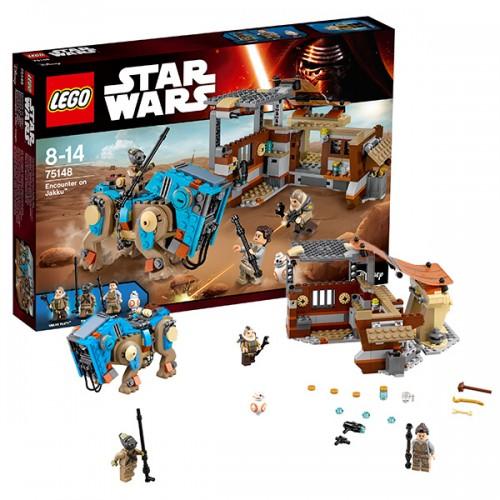 Звездные войны Столкновение на Джакку  Lego (Лего)